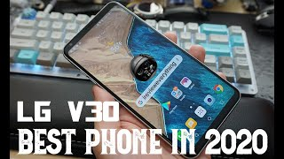 LG V30 Best Camera Smartphone In 2021