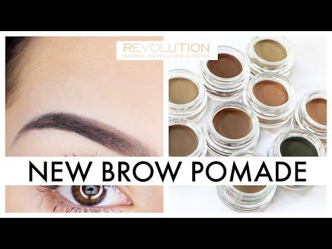 Makeup Revolution Makeup Revolution Brow Pomade Blonde