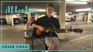 Attention - Charlie Puth (Cover by Ky Baldwin) [HD]