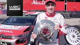 WRC - Tour de Corse 2017: TECH SPECIAL Brakes