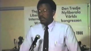 Walter E Williams - Black Families and The Welfare State