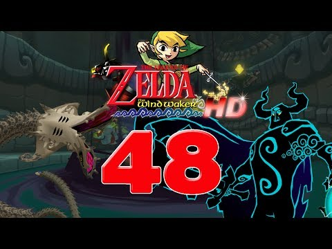 Zelda Wind Waker Karte.The Legend Of Zelda The Wind Waker Hd Walkthrough Part 45 Die