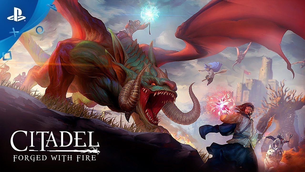 Citadel: Forged With Fire Out Today on PS4
