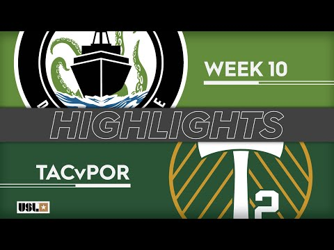 Tacoma Defiance - Портленд 2 1:4. Видеообзор матча 12.05.2019. Видео голов и опасных моментов игры