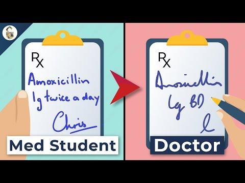 mp4 Doctors Handwriting, download Doctors Handwriting video klip Doctors Handwriting