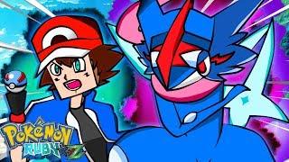 Minecraft: 🌊 GOTEN-GRENINJA COM O PODER MAXIMO 🌊 !?! - Pokemon Ruby (Pokémon XYZ) #250 ‹ Goten ›