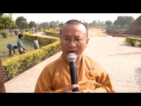 Hành hương Phật tích 2013: Trở lại ngàn năm - Thích Nhật Từ