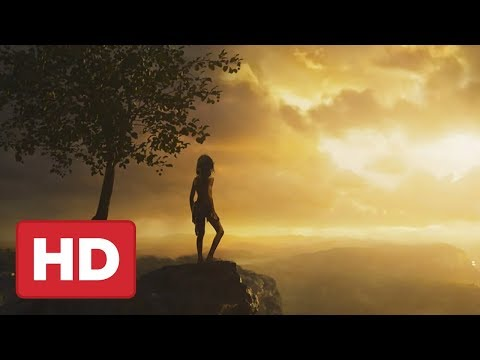 The First Trailer for Mowgli