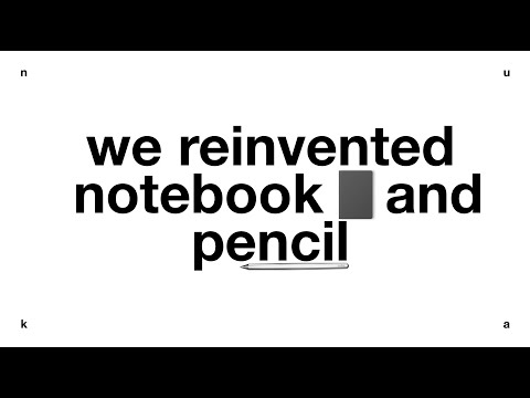 nuka ETERNAL STATIONERY-GadgetAny