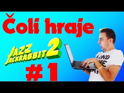 Čoli Hraje! Jazz Jackrabit 2 [Part #1] - Ječící Semetrika