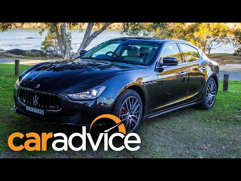 Maserati Ghibli S Review