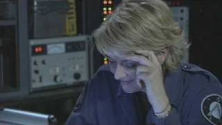 Amanda Tapping blooper - Samantha Carter, Stargate SG-1