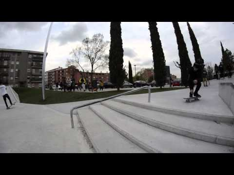 New skatepark Martorell, SKATEBOARDING Love Ride Wear