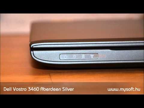 Dell Vostro 3460 Aberdeen Silver - mysoft.hu