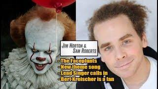 New J&S Theme Song by Faceplants (+Lead Singer Calls in, Bert Kreischer likes it)