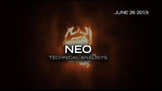 NEO Technical Analysis (NEO/USD) : NEO heads North...   [06.26.2019]