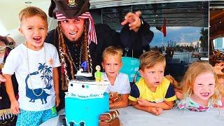 Nikitas Birthday Party With Friends