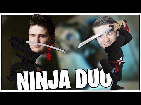 NINJA DUO! (Portal #3) /w Bax
