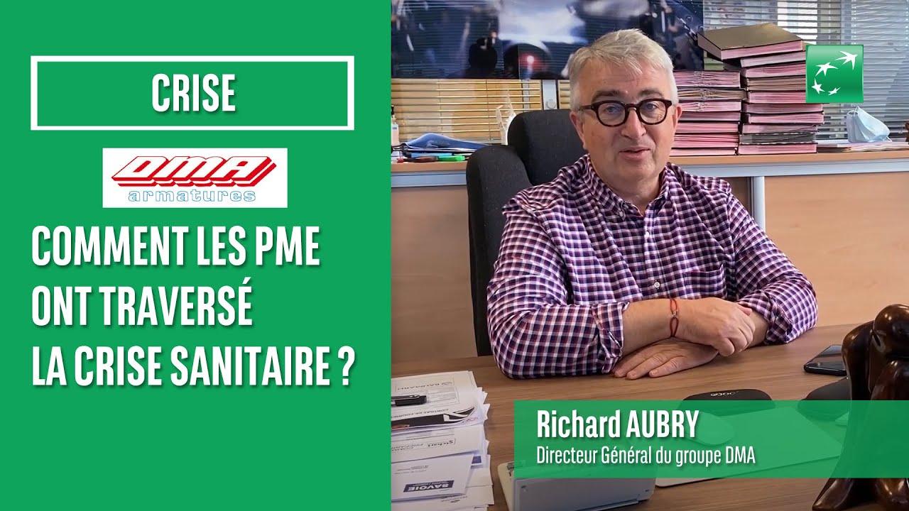 Découvrez le témoignage de notre client Richard Aubry, dirigeant de DMA Armatures.