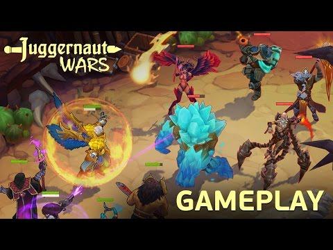 Juggernaut Wars - Gameplay