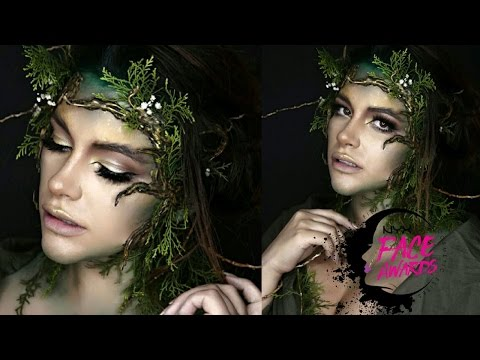 NYX FACE AWARDS COLOMBIA 2017 | ENTRADA | MADRE NATURALEZA
