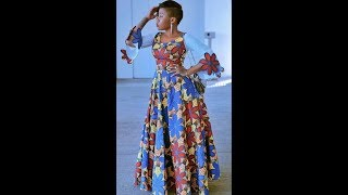 LATEST AFRICAN LONG DRESSES 2020: MOST STYLISH AND FLAWLESS LONG AFRICAN DRESSES FOR GORGEOUS WOMEN
