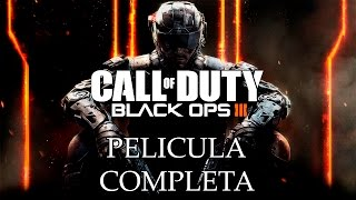 Call Of Duty Black Ops 3  Película Completa En Español Full Movie