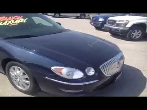 2009 Buick Allure CXL with Leather and Chrome Wheels for sale at Ontario Motor Sales