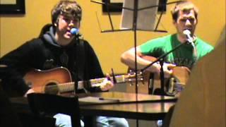 Andy Potts & Josh Halberda - Standing On The Bridge