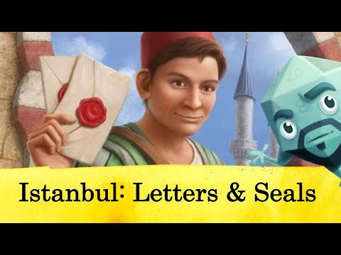 Istanbul: Letters & Seals Review - with Zee Garcia