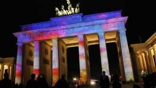 preview picture of video 'Festival of lights,Berlin'