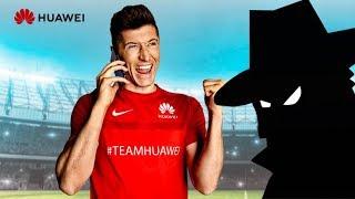 Huawei. Польша. Технологии. Футбол. Спецслужбы. Шпионаж. 5G.
