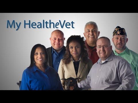 Many Vets use MyHealtheVet to proactively manage their health.
