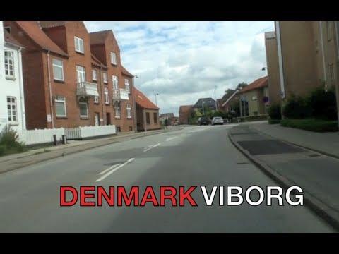 Denmark. VIBORG & LAVEN & SILKEBORG // D