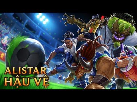 Alistar Hậu Vệ