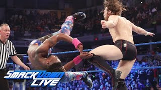 SmackDown LIVE: ¿Kingston fuera de WrestleMania? Mysterio reta a Joe; KO Show (VIDEOS)