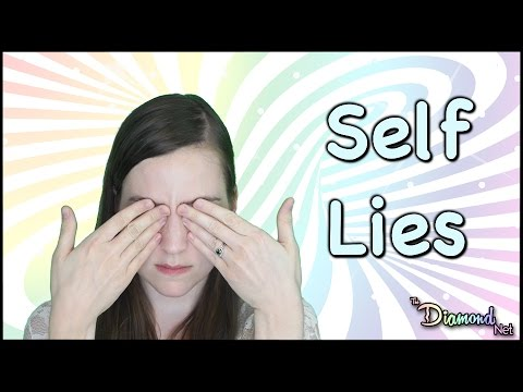 Self Lies – How You Lie to Yourself – Self Deception
