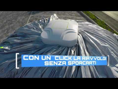 Telo copriauto elettrico – Smart Cover
