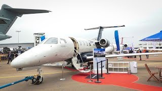 Inside the world's most popular business jet | CNBC International