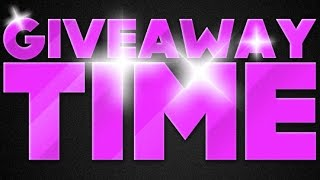 Giveaway Time US Only (Sorry) CLOSED