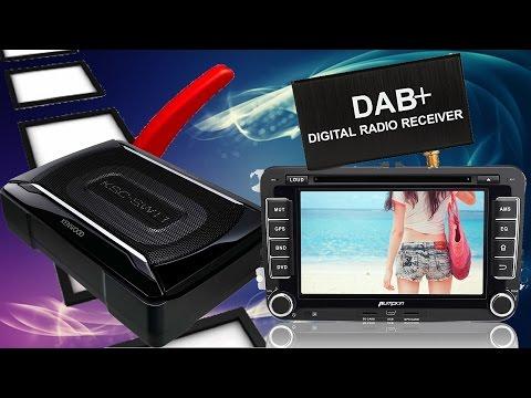 Hardware Check - PUMPKIN 2 Din Autoradio und Externe DAB/DAB+, Kenwood KSC-SW11