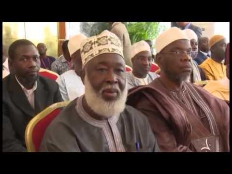 Côte D'Ivoire (Réconciliation, PAIX, Cohésion sociale) - Les Audiences du Président de La République S.E.M Alassane OUATTARA (Audience accordée aux Chefs Religieux)
