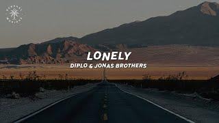 Diplo & Jonas Brothers   Lonely (Lyrics)