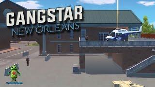 Gangstar New Orleans - Chopper Raid Mission Gameplay Video