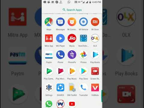 Mi A1: Working As Remote Controlar On DEN Cable Provider