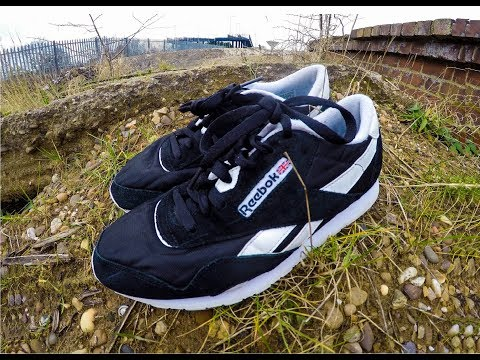 Reebok Classic Nylon – Parkour Shoe Review