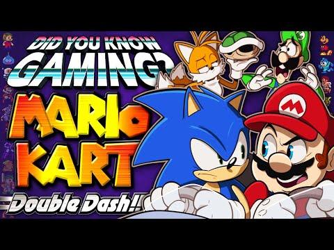 Mario Kart: Double Dash!! – DidYouKnowGaming Ft. Remix