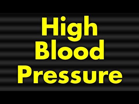 Ese mbi trajtimin e hipertensionit dhe
