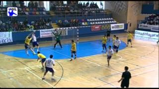 preview picture of video 'BM. Guadalajara 31 - Bidasoa Irún 30'