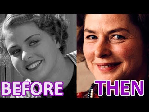 WOMAN and TIME: Ingrid Bergman